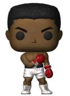 Image Muhammad Ali - Muhammad Ali Pop! Vinyl