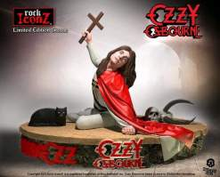 Image Ozzy Osborne - 2nd Edition Rock Iconz Statue