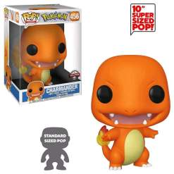 "Image Pokemon - Charmander 10"" Pop! US Exclusive"