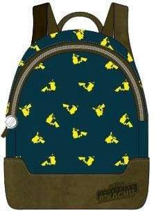 Image Pokemon - Detective Pikachu Print Mini Backpack