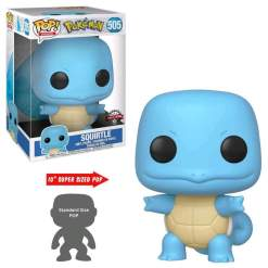 "Image Pokemon - Squirtle 10"" Pop! RS"