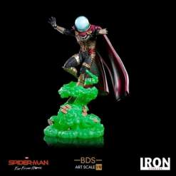 Image Spider-Man: Far From Home - Mysterio Battle Diorama 1:10 Scale Statue