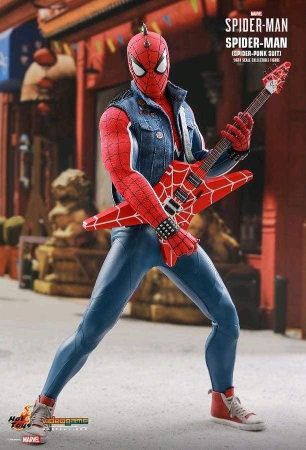 "Image Spider-Man (VG2018) - Spider-Punk 12"" 1:6 Scale Action Figure"