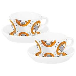 Image Star Wars - BB-8 Teacup and Saucer Set of 2