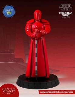 Image Star Wars - Praetorian Guard Episode VIII The Last Jedi Statue