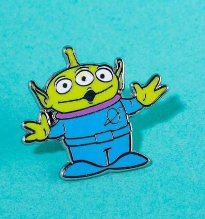 Image Toy Story - Alien Enamel Pin