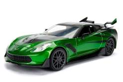 Image Transformers - Chevy Corvette Stingray Crosshairs 1:24 Hollywood Ride
