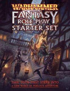 Image Warhammer Fantasy Roleplay 4th Edition Starter Set