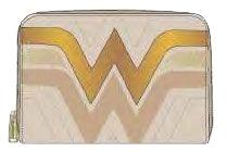 Image Wonder Woman - Cream Quilted Purse