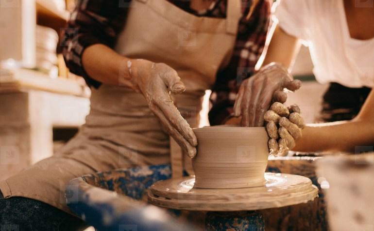 Ceramic Workshop as a Wedding Gift