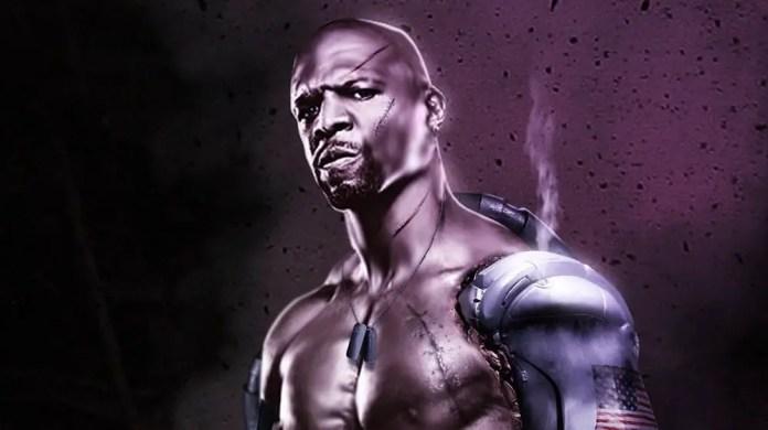 Terry Crews as Jax in Mortal Kombat Movie Reboot   Sausage Roll