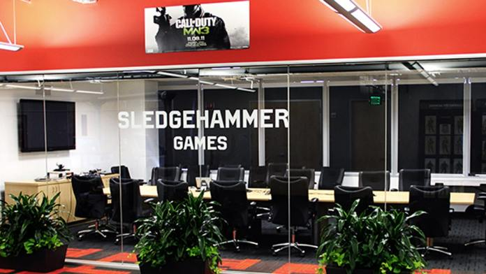 What happened to SledgeHammer's Call of Duty game?