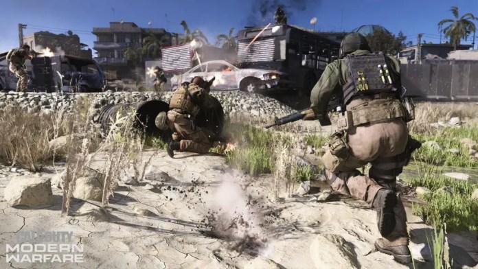 Modern Warfare Banned?