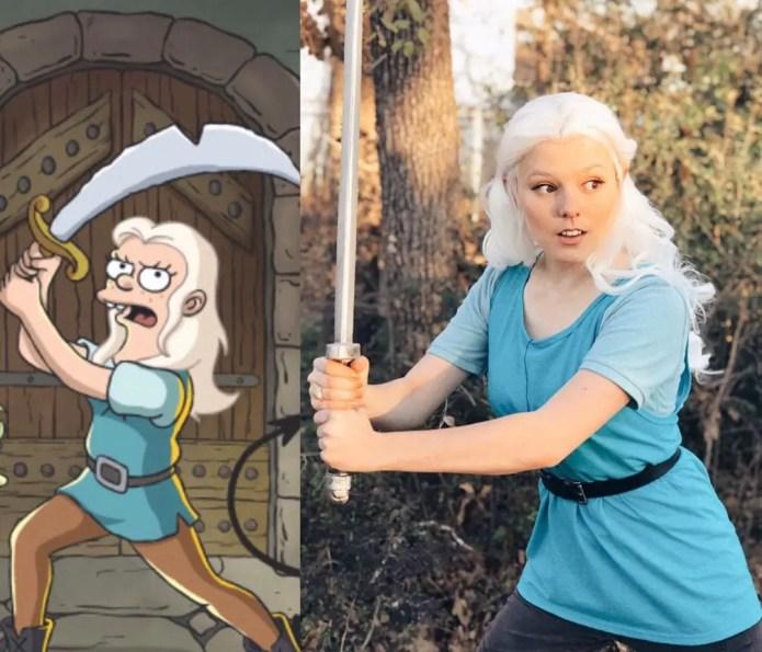 @aletheia_cosplay - Princess Bean cosplay