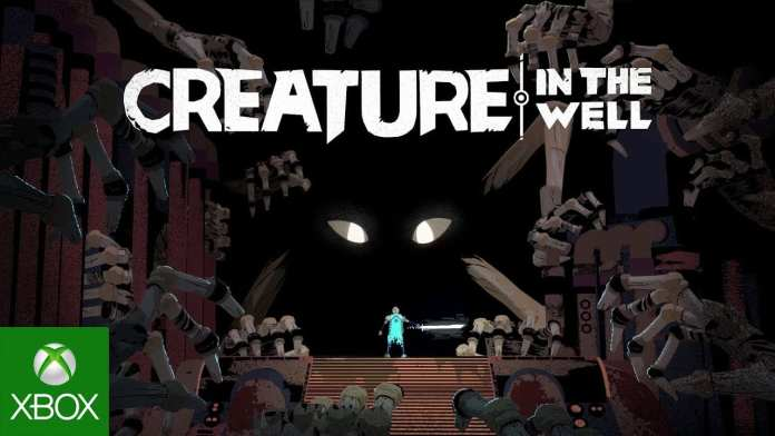 Creature in the Well available on Xbox Game Pass this Christmas