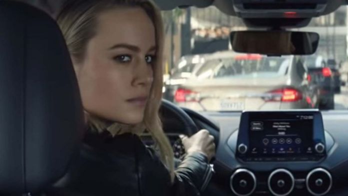 Nissan stocks drop to yearly low from Brie Larson commercial