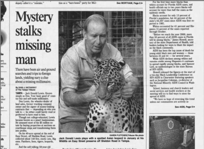 Did Carole Baskin confess to the murder of her husband on Tiger King?