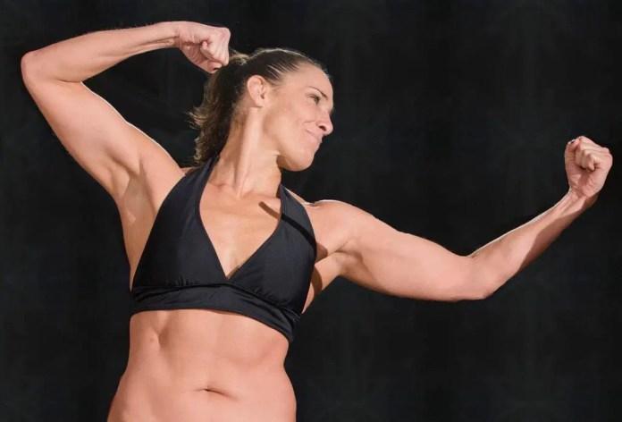 Tara LaRossa MMA bantamweight champion