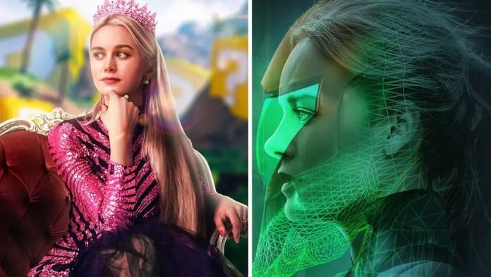 Brie Larson rumoured to play Samus in Metroid and Peach in Mario movie
