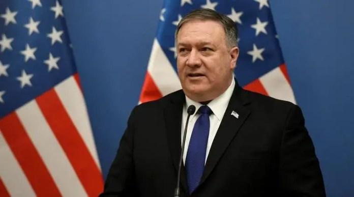 Mike Pompeo, U.S. Secretary of state