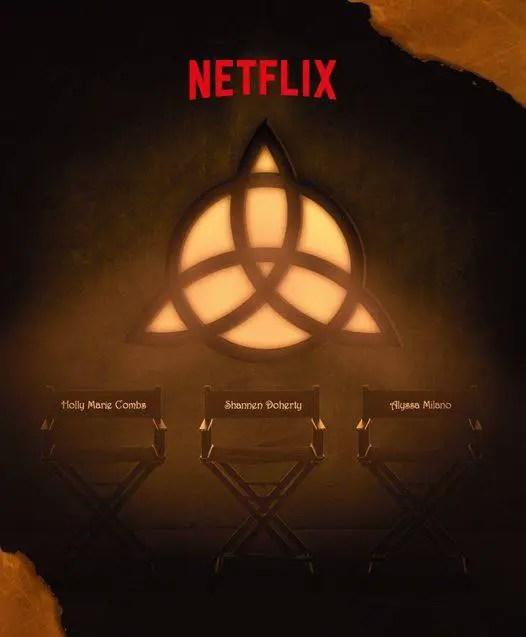 Netflix Charmed movie leak