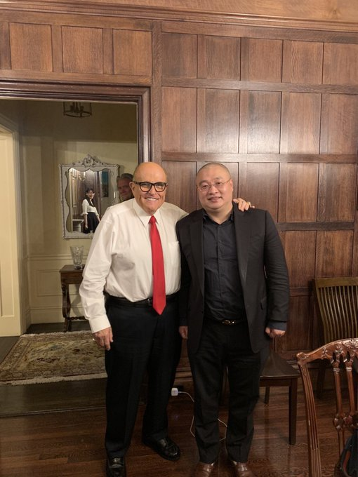 LUDE media, Giuliani, Brennan, Li-Meng Yan