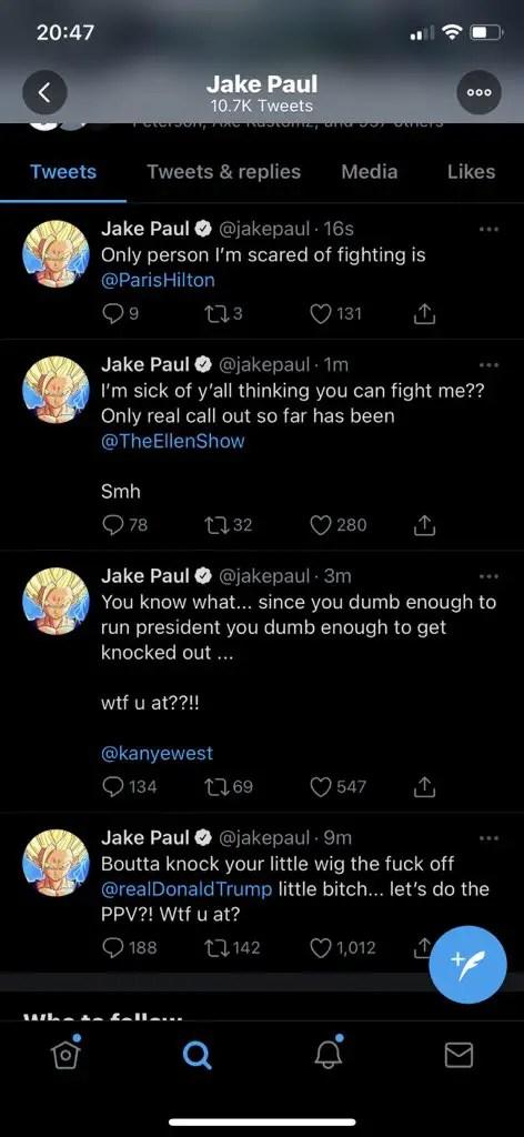 Paul v Trump