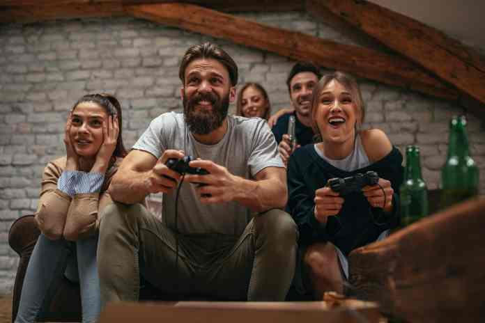 Five Surprising facts about video games