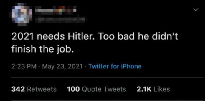 Gen Z Hitler