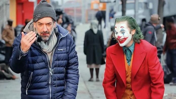 Joaquin Phoenix Joker 2 protest activism co-write co-writer