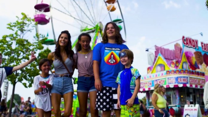 Cherry Festival ride almost ends in tragedy
