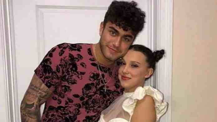 Hunter Echo claims he sodomised underage Millie Bobby Brown