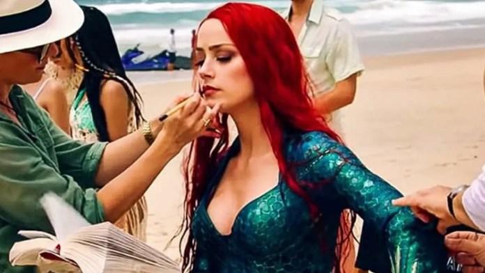 Amber Head Aquaman 2 fitness blames Depp