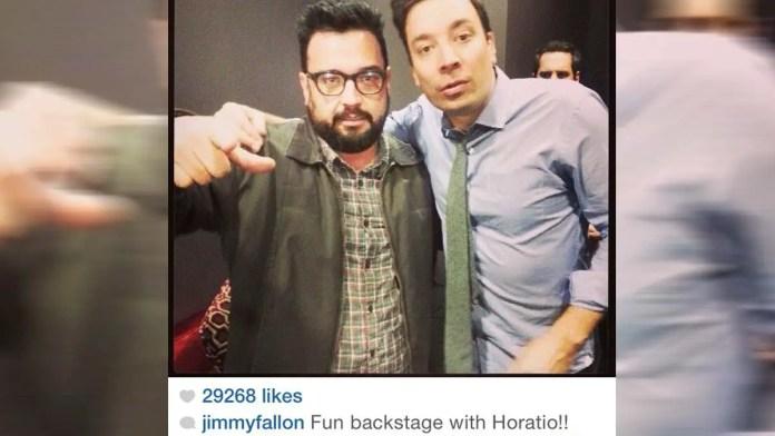 Jimmy Fallon let Horatio Sanz molest and groom underage fans