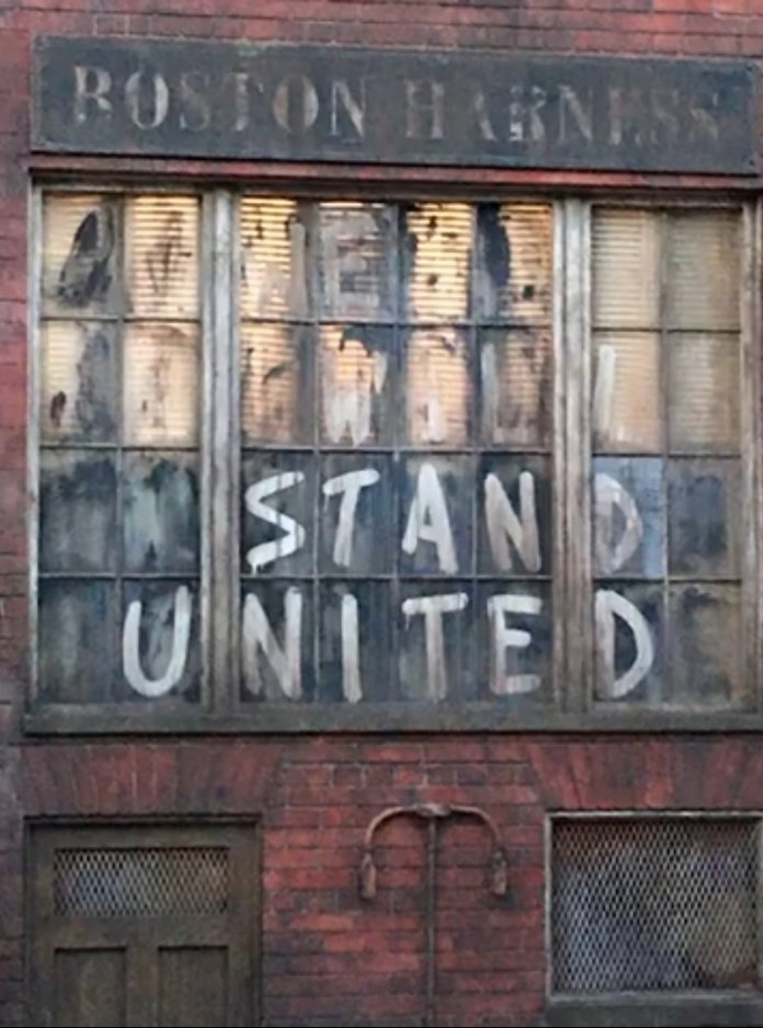 Stand United TLoU series