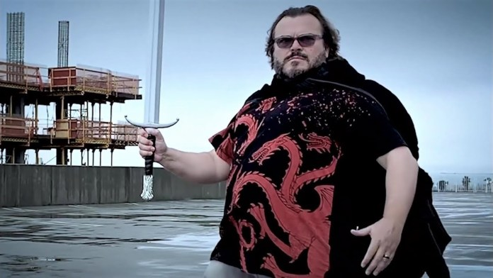 Jack Black to play Bowser.