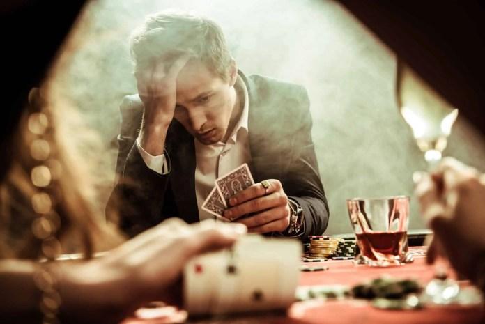 Betting and loss, gambling