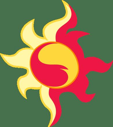 Sunset Shimmer's Cutie Mark