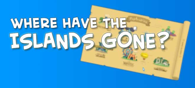 """Is Poptropica Phasing Out the """"Island""""?"""