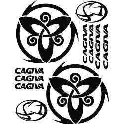 Cagiva Stickers