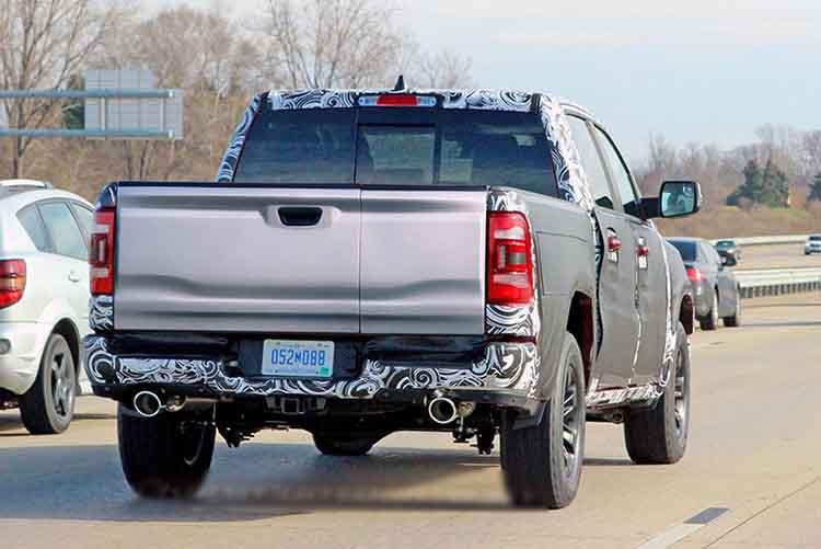 2019 Dodge Ram 1500 Interior Redesign Price Diesel