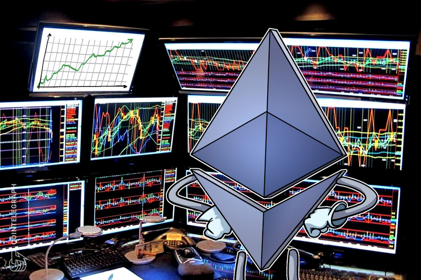 Parabolic rally 'a real possibility' after Ethereum price surges to $547