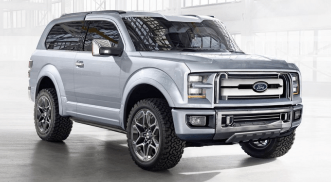 2020 Ford Bronco
