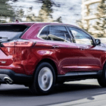2020 Ford Edge Engine