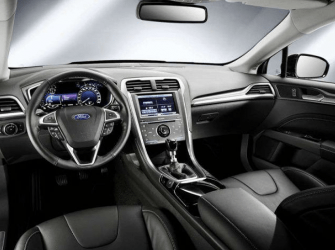 2020 Ford Falcon Interior