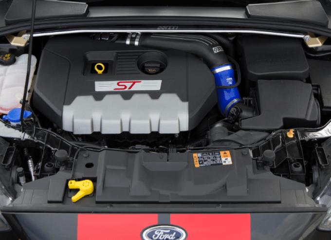2021 Ford Focus Engine