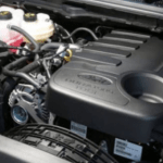 2020 Ford Everest Engine