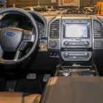 2019 Ford Excursion Interior