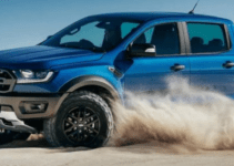 2019 Ford Ranger Raptor ,