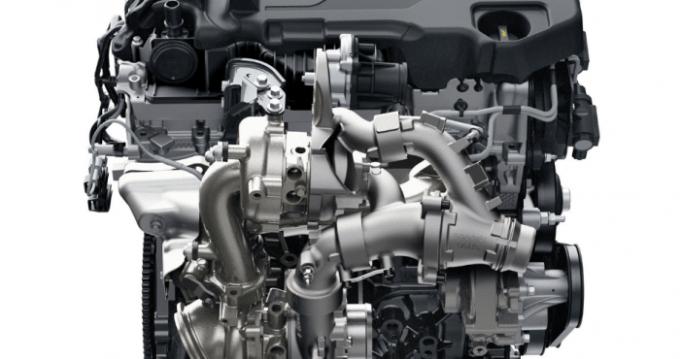 2019 Ford Ranger Raptor Engine